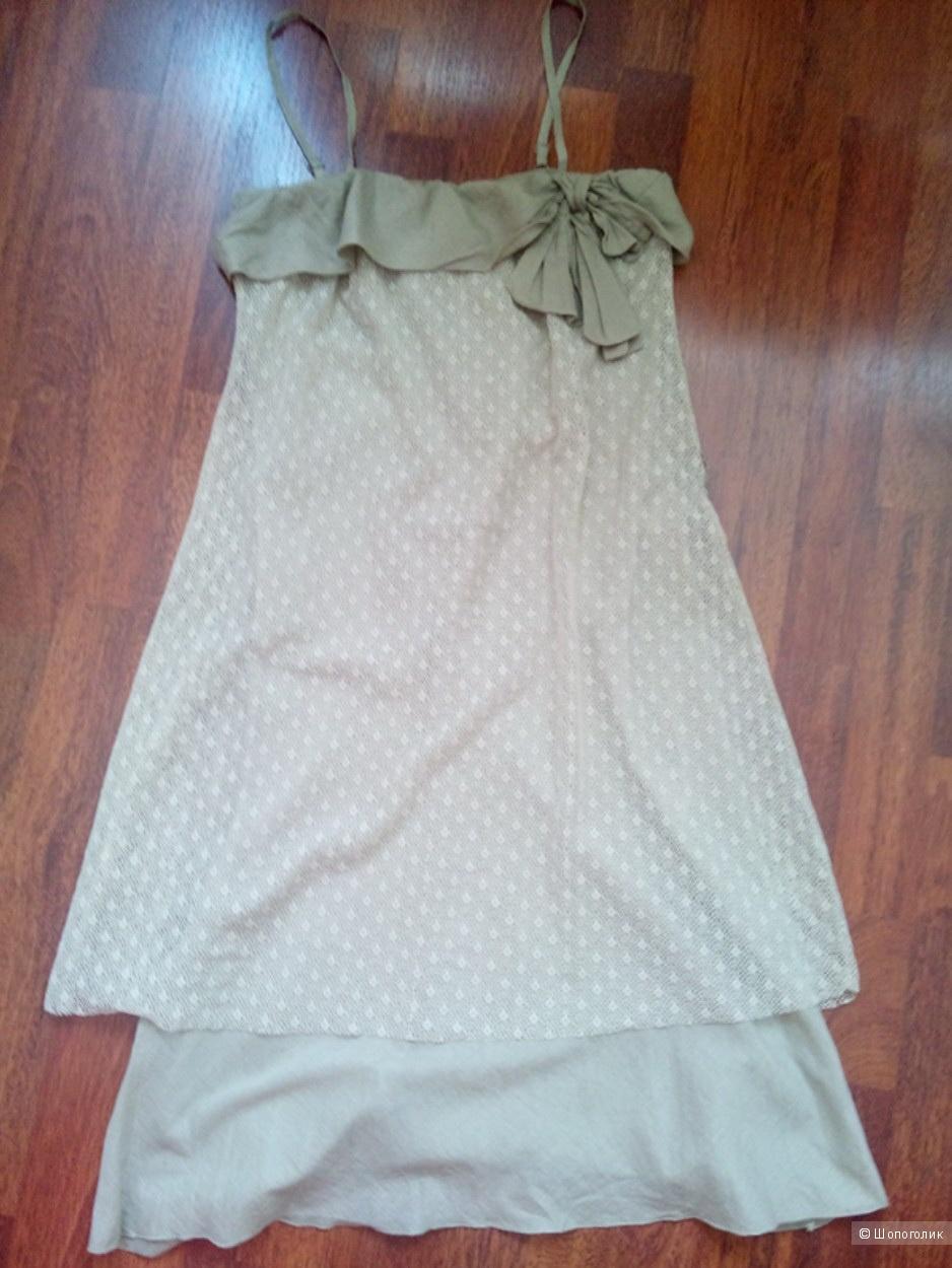 Платье-сарафан MISS MISS Италия в размере L