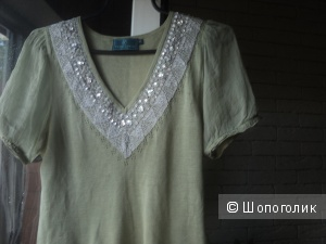 Блузка трикотажная YUDASHKIN, размер М