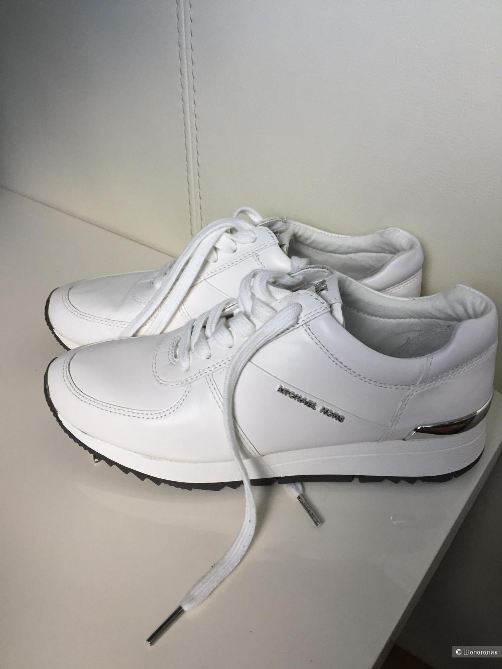 f634a7053e9c Кожаные кроссовки Michael Kors, US7.5; 38 размер, в магазине Michael ...