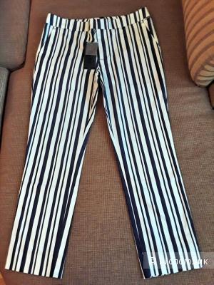 Полосатые брюки Pepe Jeans 7/8 р. 46 М