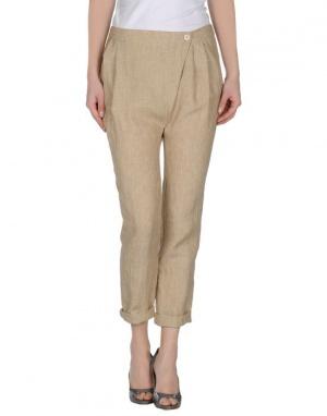 Льняные брюки Patrizia Pepe  (на 44-46 размер)