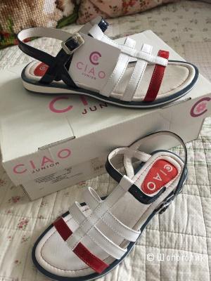 Новые босоножки Ciao junior 34 размер