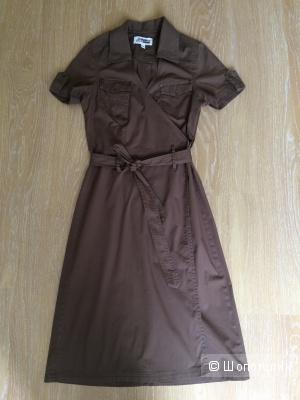 Платье с запахом в милитари стиле BlendShe, р-р 42-44