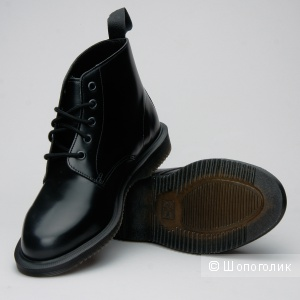 Dr. Martens Emmeline polished smooth, 38 размер