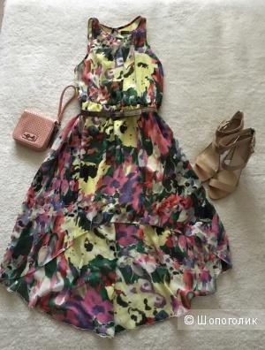 Супер летнее шифоновое платье Atmosphere р.42-44