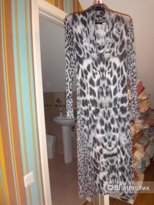 Платье трикотаж 44-46 размер Латвия