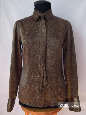Шелковая блузка, NY&CO, S
