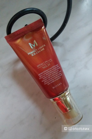 MISSHA M Perfect Cover BB Cream SPF42/PA+++ (#21) 50ml