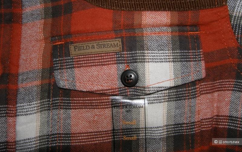 Теплая мужская рубашка Field & Stream