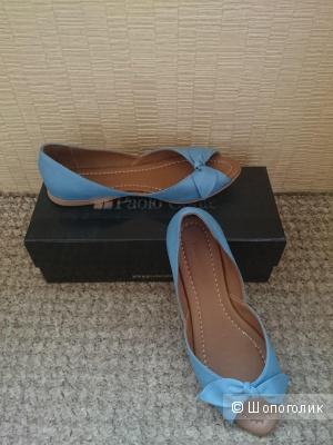 Открытые туфли Paolo Conte. 36 p.