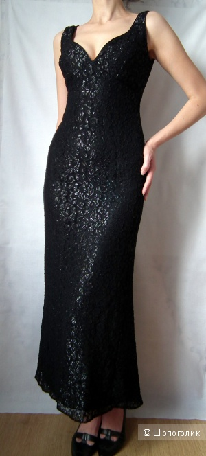 Вечернее платье Hugo Buscati 42р