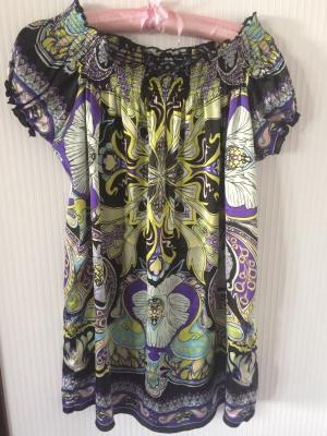 Блузка туника 44-48 free size