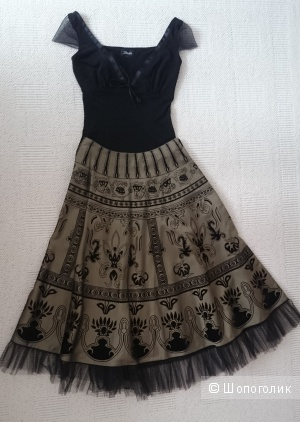 Топ и пышная юбка, р-р 40-42