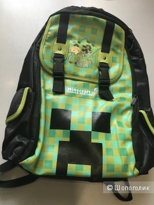 Рюкзак для поклонников Minecraft.