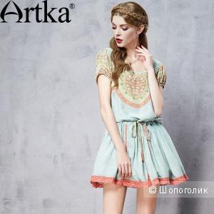 Летнее платье Артка размер M