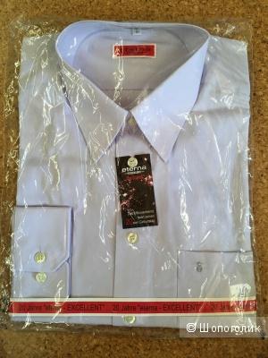 Eterna Новая рубашка мужская 43 размер