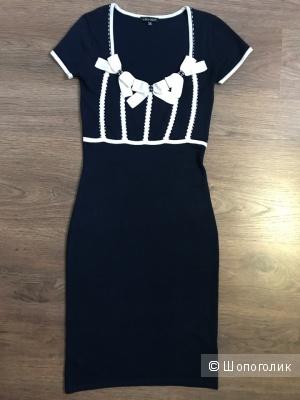 Платье Leo Guy. Франция, размер 44-46
