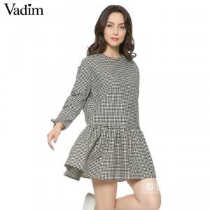 Платье в свободном стиле. Размер XS