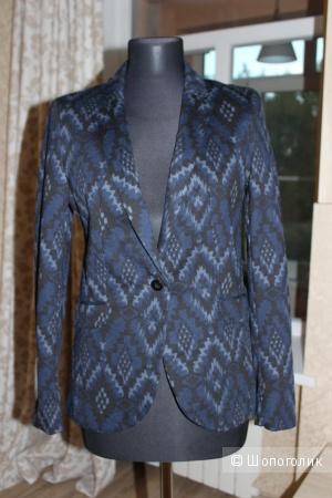Пиджак трикотажный H&M, размер eur 40