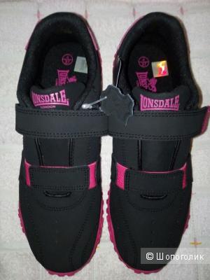 Кроссовки, Lonsdale, 4(37) размер