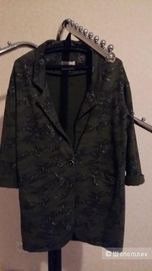 Камуфляжный пиджак Wu'Side, размер 44-48.