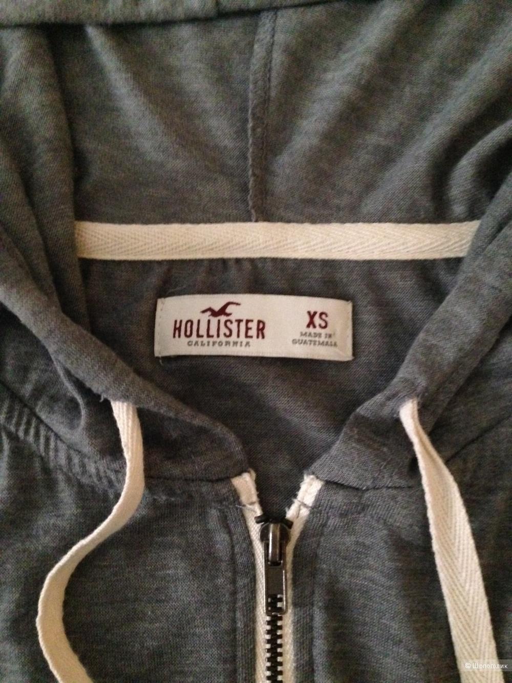 Худи Hollister