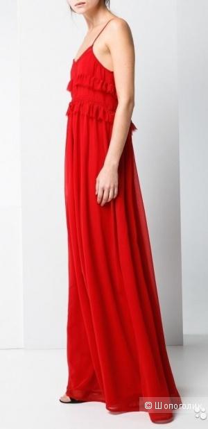 Mangо, макси платье, 46 размер