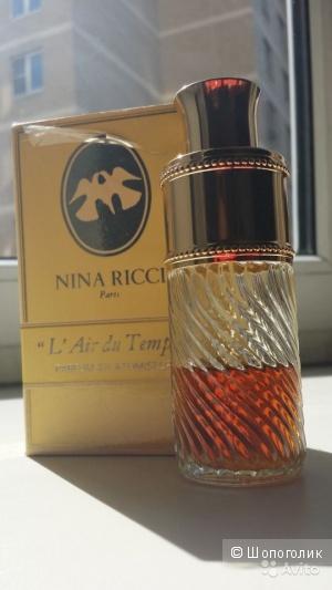 """L Air du Temps""  винтажные духи от Nina Ricci"