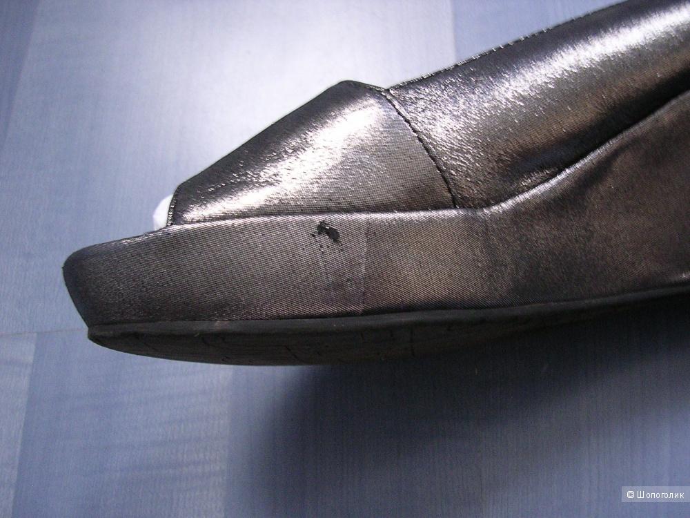 Босоножки Hogl оригинал 5 1/2 размер, кожа