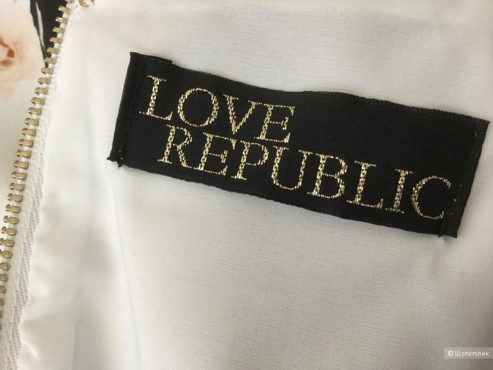 Платье Love Republic, на русский размер 40