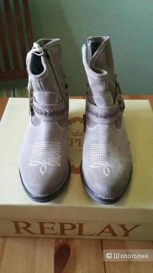 Новые ботинки Replay, 36 размер