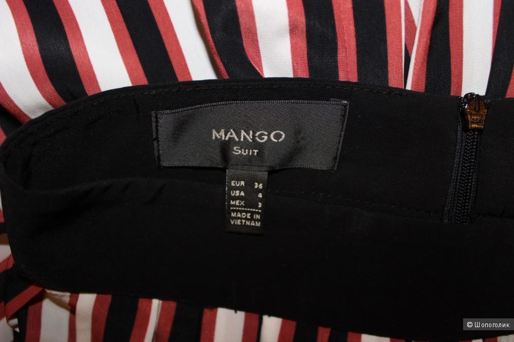 Юбка MANGO, размер 42-44