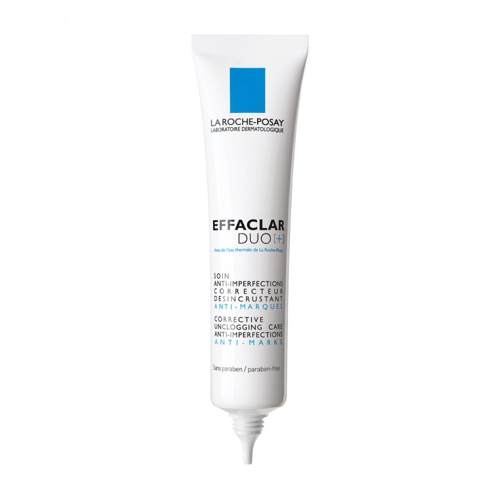 Гель-крем с кислотами La Roche Posay Effaclar DUO[+] для проблемной кожи