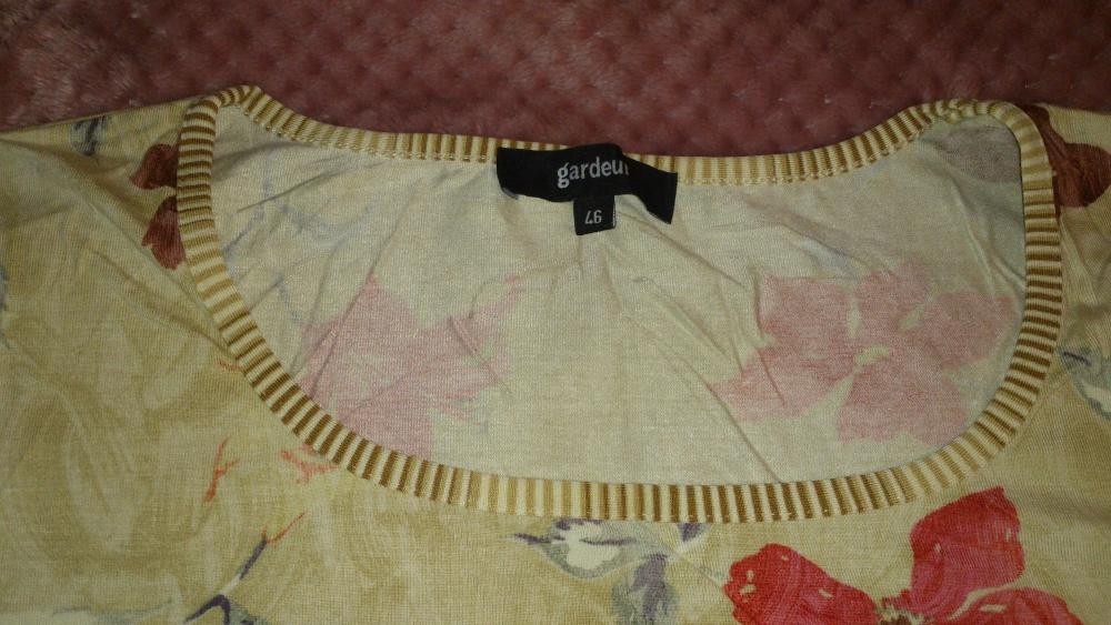 Блузка = футболка GARDEUR, размер 46 (нем) = 50-54 (рос), Германия