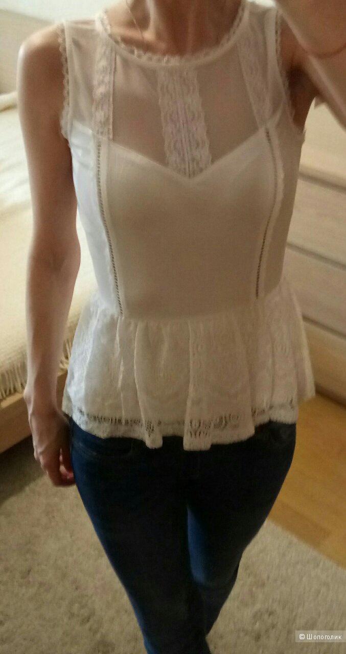 Новая блузка Bebe, размер XS