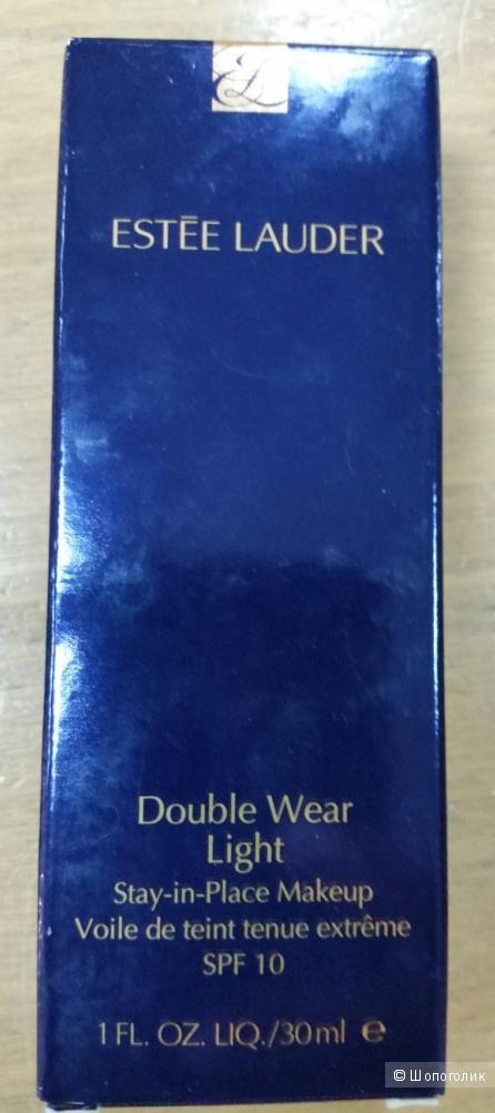 Тональный крем  Estee Lauder Double Wear Light тон 2,0