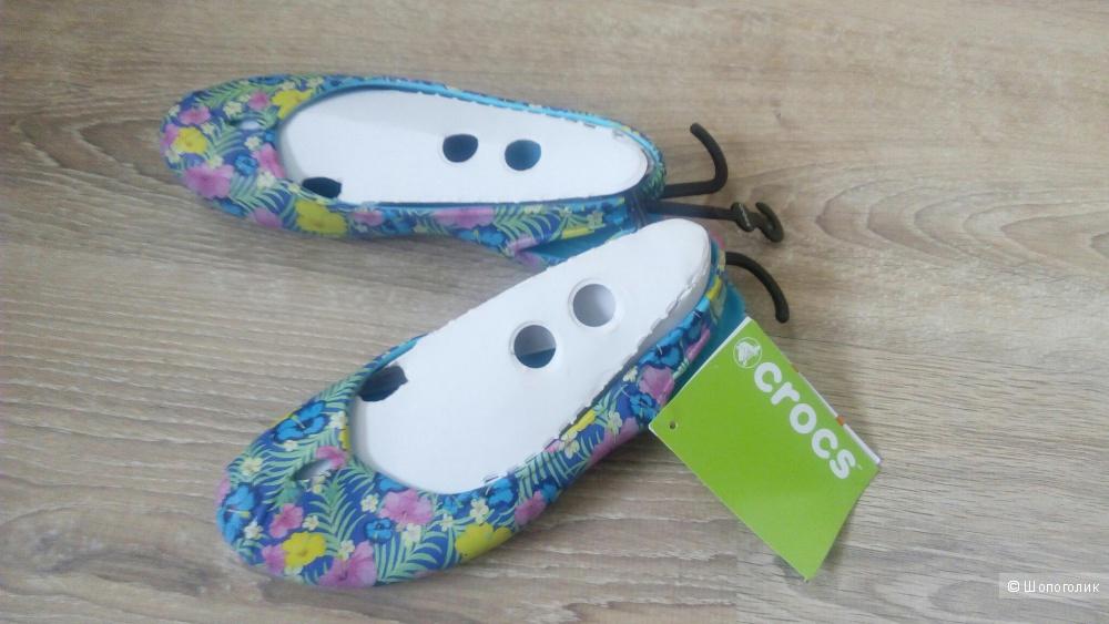 Crocs женские, размер 5 (34-35)
