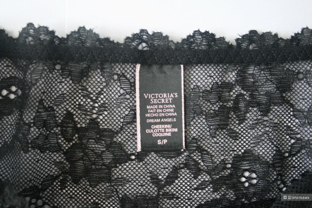 Кружевные трусики Victoria's Secret р. S оригинал