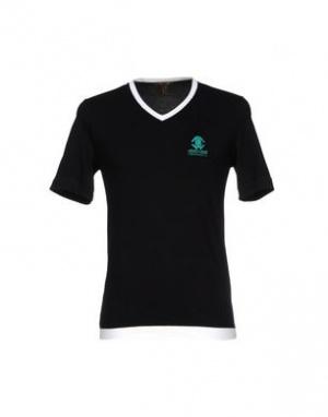 Мужская футболка ROBERTO CAVALLI UNDERWEAR 52 (Российский размер)  дизайнер:V (IT)