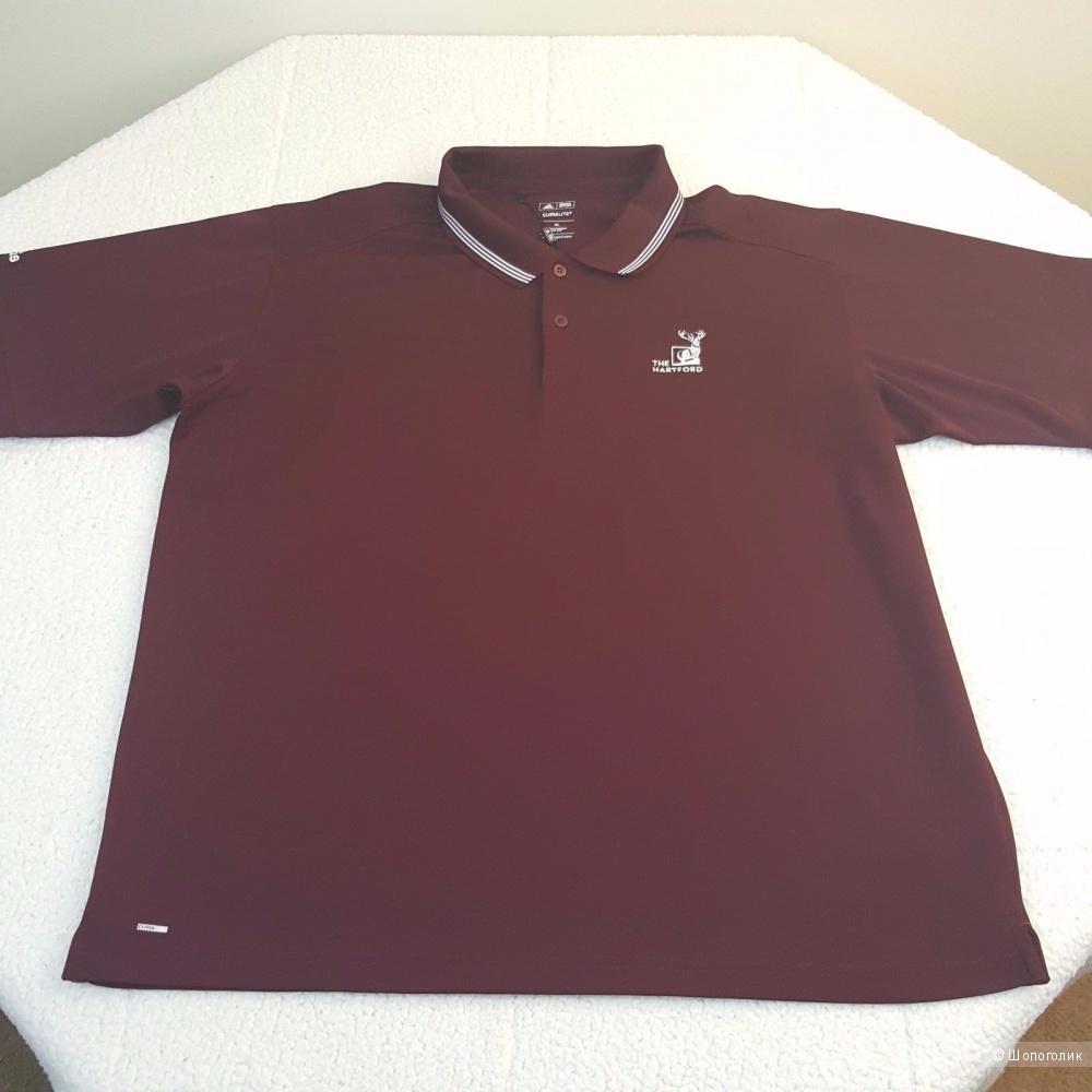 Adidas поло, размер XL