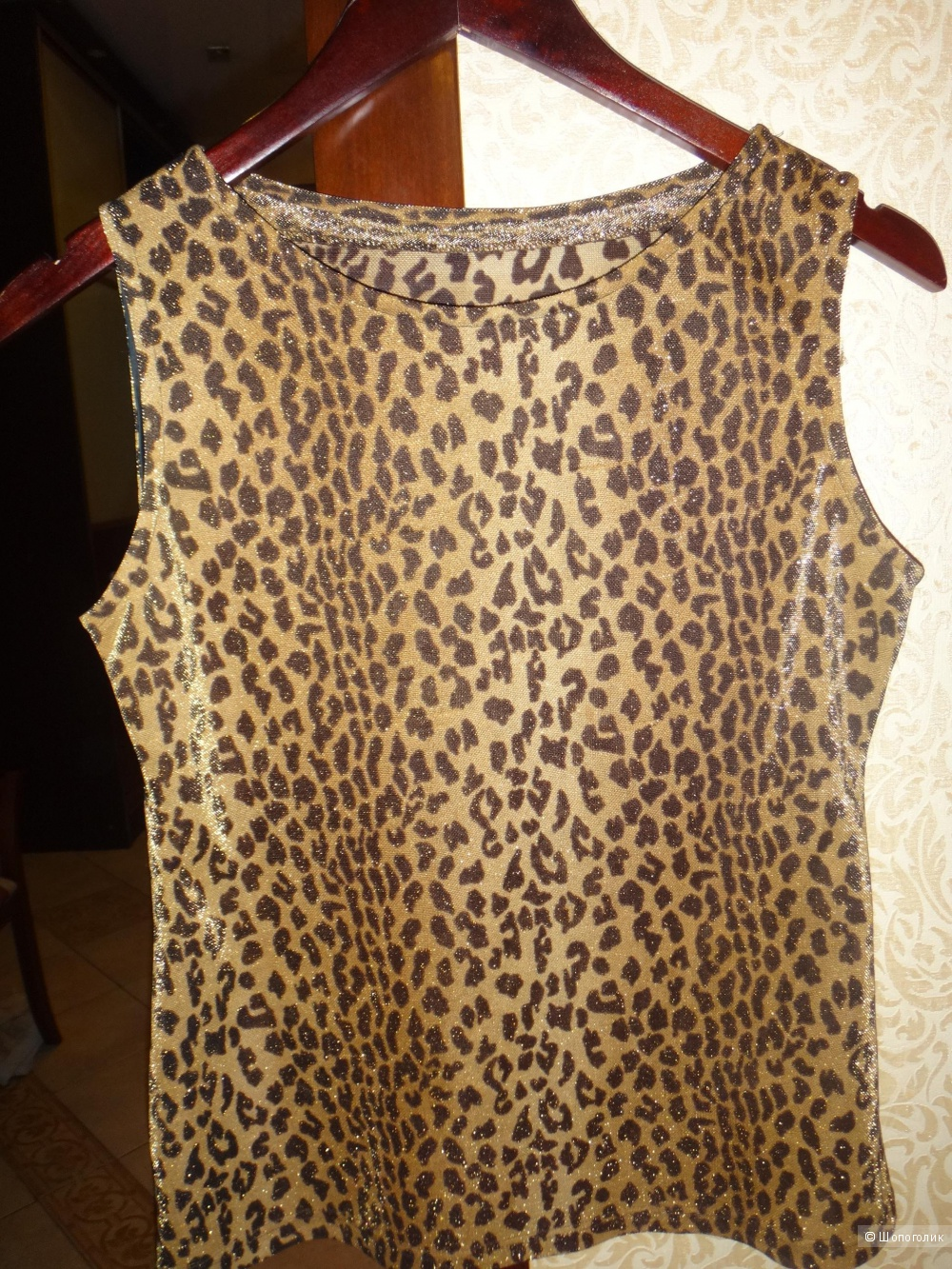 Комплект майка + блузка 44-46 размер Италия