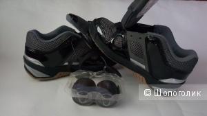 Новые оригинальные роликовые кроссовки Heelys 28-30 размер