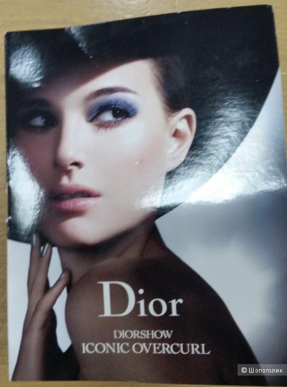 Нобор Cristian Dior  тушь и лак Chanel