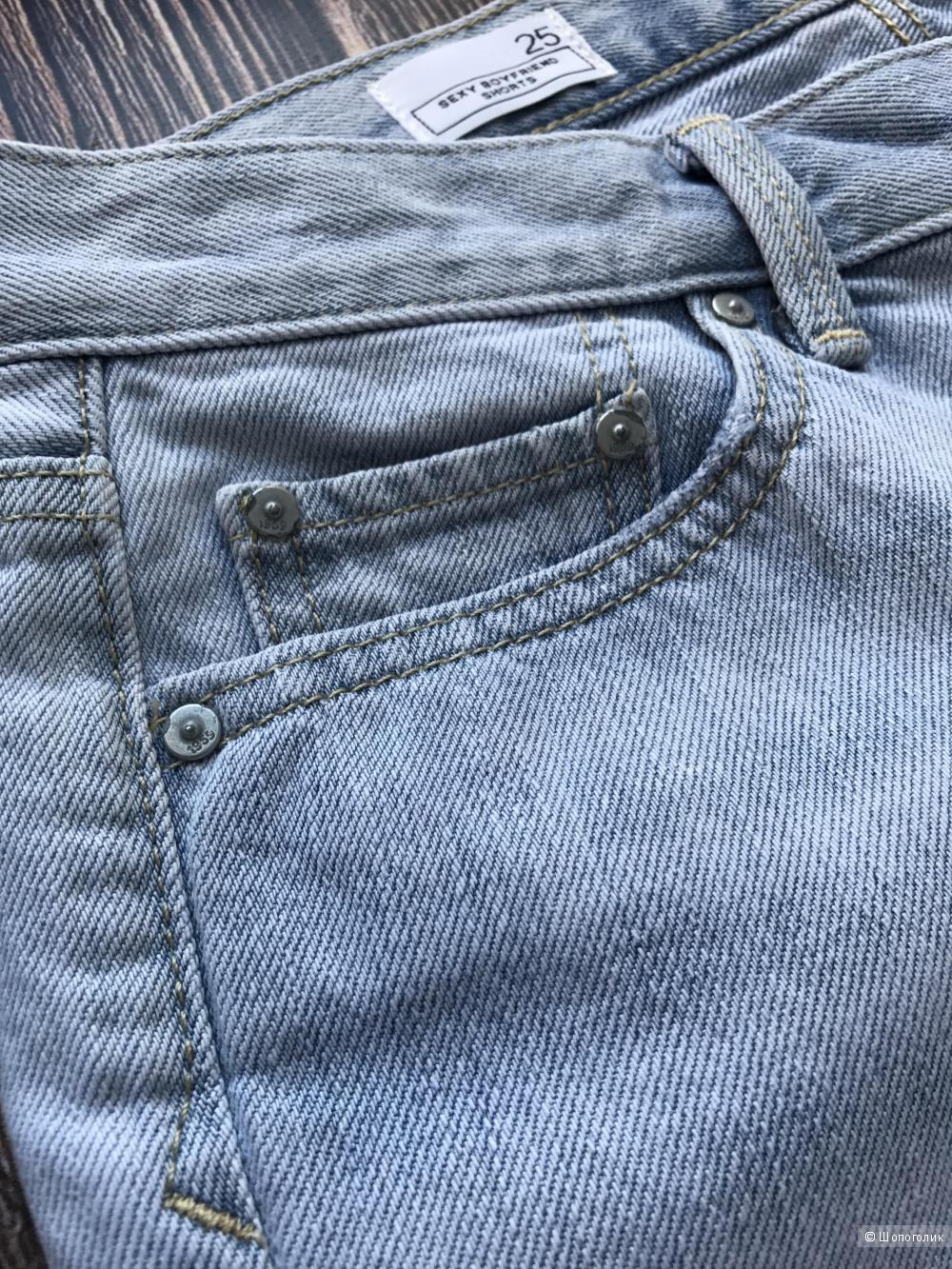 Новые джинсовые шорты Gap, 26