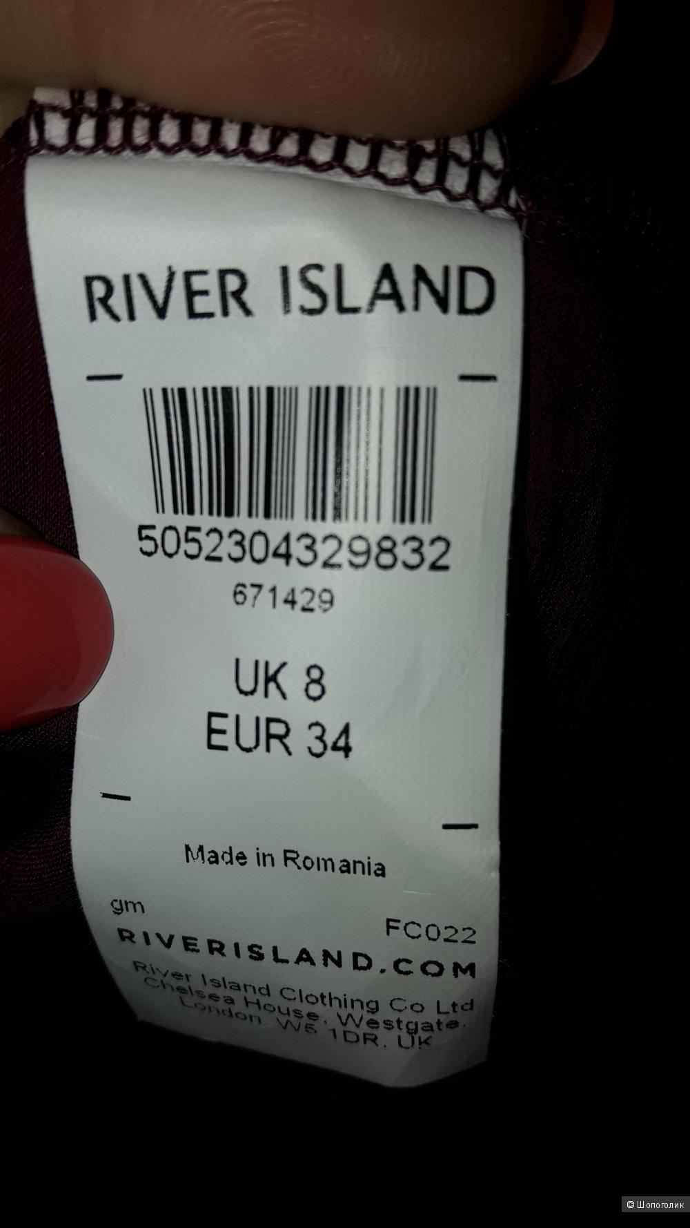 Новая блузка River island размер 46-48