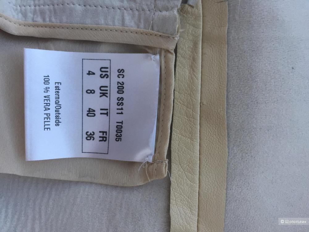 Кожаные шорты Swap inside 40 IT