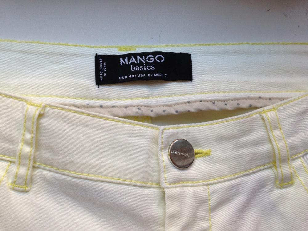 """Брюки """" МANGO """", 46-48 размер, Бангладеш."""