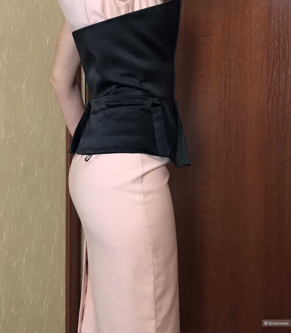 Корсет чёрный, Zarina (от Ренаты Литвиновой), 42 р