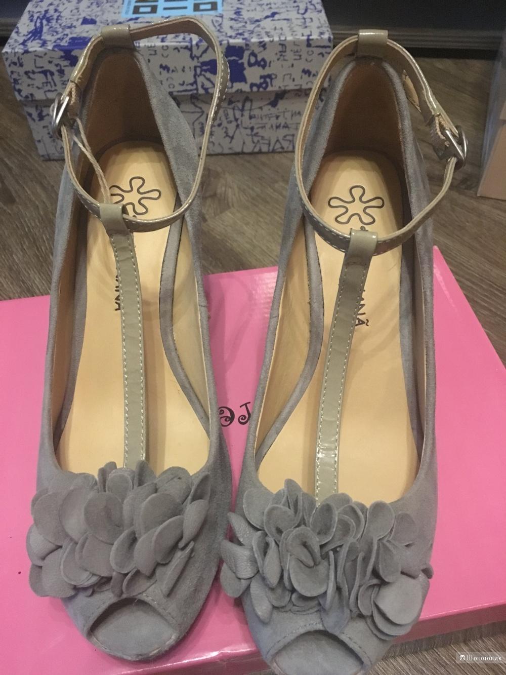 Новые туфли PRETTY NANÃ, 36 размер