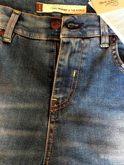2W2M джинсы 28 размер.